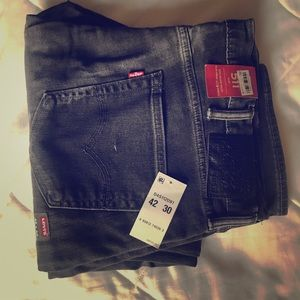 Special Style Levi's Grey Washed Men's Mint Unused
